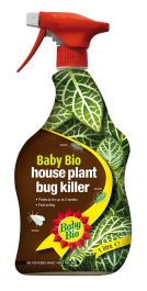 SBM Life Science Baby Bio Houseplant Bug Killer 1L RTU