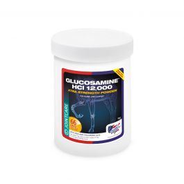 Equine America 204-UK Glucosamine HCI 12,000 with MSM & HA 1KG (Now 25% Stronger)