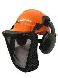 Stihl Function Basic Forestry Helmet Orange