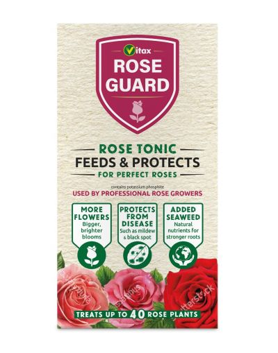 Vitax Rose Guard Rose Tonic Concentrate 500ML