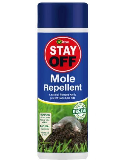 Vitax Stay Off Mole Repellent 500G