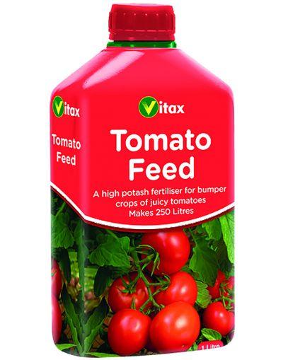 Vitax Liquid Tomato Feed 1L