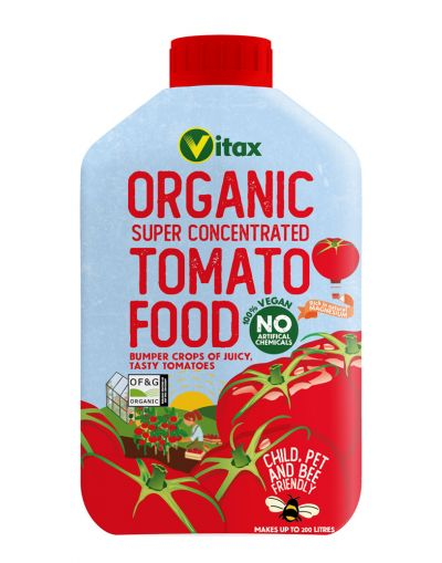 Vitax Organic Super Concentrated Tomato Food 1L