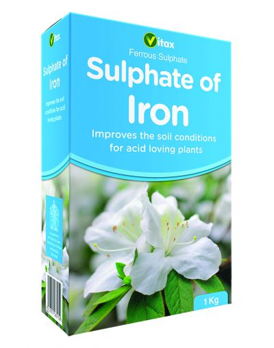 Vitax Sulphate of Iron 1KG
