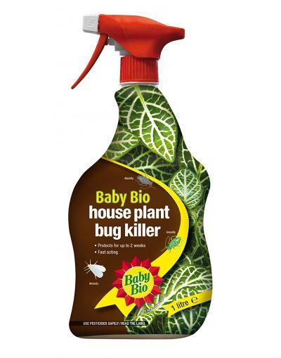 Baby Bio Houseplant Insecticide 1L RTU