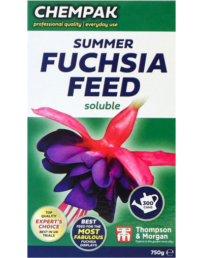 Chempak Soluble Fuchsia Feed 750G