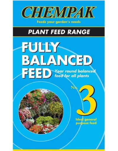 Chempak Soluble Fully Balanced Feed Formula No.3 750G