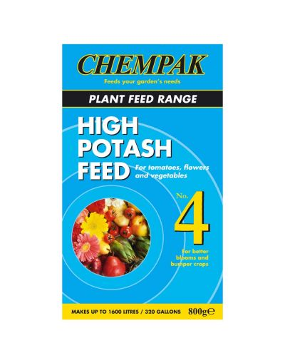 Chempak No.4 High Potash Plant Feed 750G