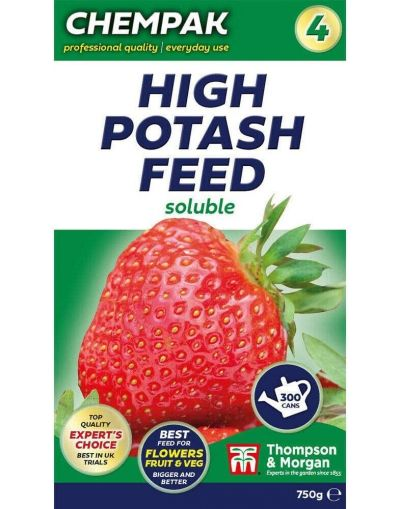 Chempak Soluble High Potash Feed Formula No.4 750G
