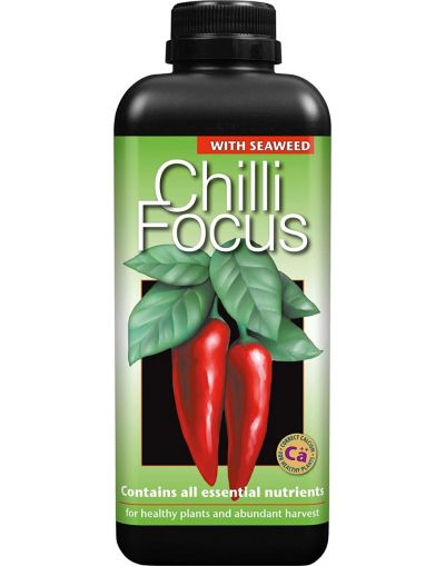 Growth Technology Chilli Focus Liquid Fertiliser 1L