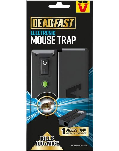 Deadfast Electronic Mouse Trap