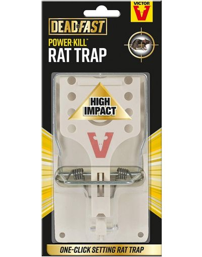 Deadfast Power-Kill Rat Trap