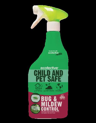 Ecofective Child & Pet Safe Bug & Mildew Plant Control 1L RTU