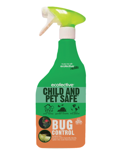 Ecofective Child & Pet Safe Bug Control 1L RTU