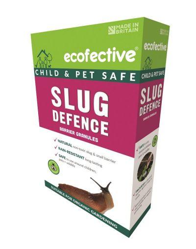 Ecofective Child & Pet Safe Slug Defence Non-Toxic Barrier Granules 2L