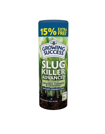 Growing Success Advanced Slug Killer 575G (Includes 15% Extra Free)
