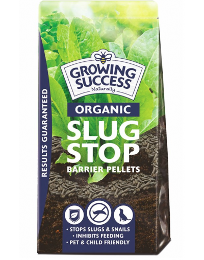 Westland Growing Success Organic Slug Stop Barrier Pellets 2.25KG Pouch