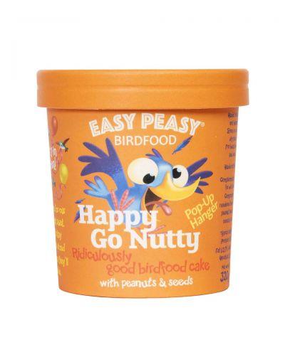 Jacobi Jayne Easy Peasy Happy Go Nutty Suet Tub 320G