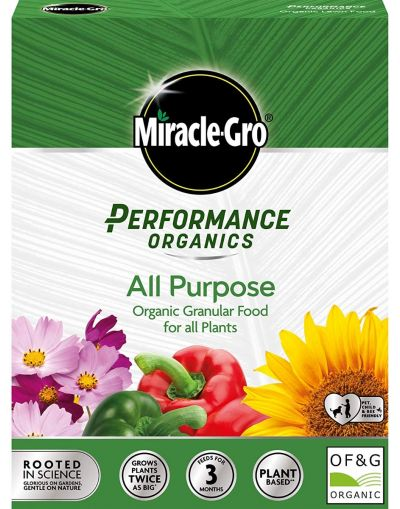 Miracle-Gro Performance Organic All Purpose Plant Food 1KG