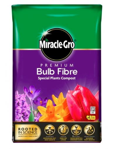 Miracle-Gro Premium Bulb Fibre 10L Bag