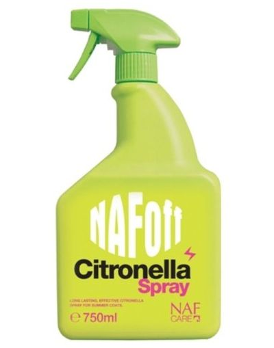NAF Off Citronella Spray 740ml RTU