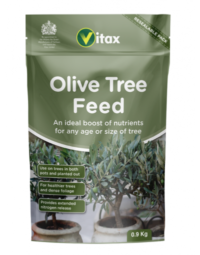 Vitax Olive Tree Feed 900G Resealable Pouch