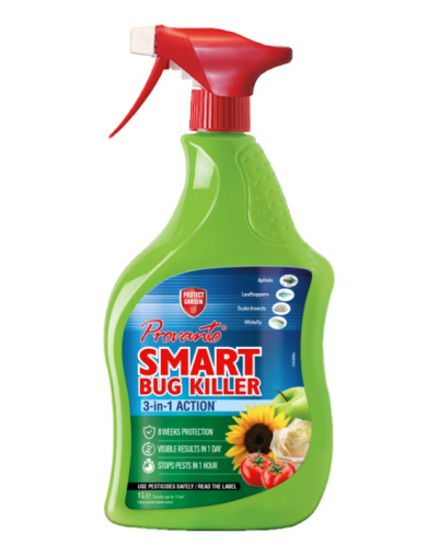 Provanto Smart Bug Killer 3-in-1 Action Ready To  Use 1L