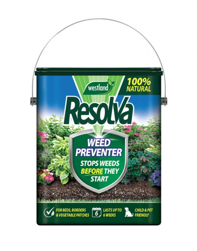 Resolva Weed Preventer Tub 2.5KG