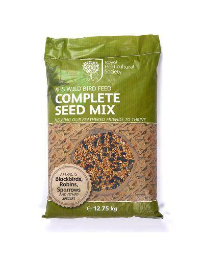 RHS Wild Bird Complete Seed Mix 12.75KG