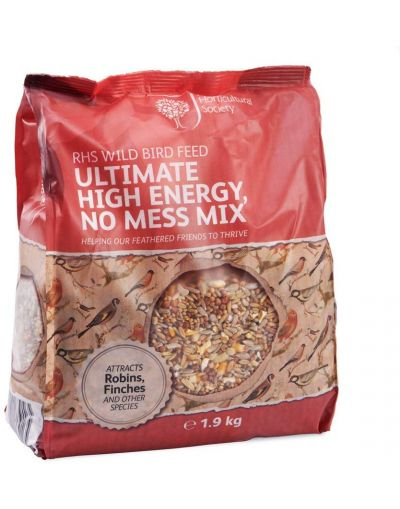 RHS Wild Bird Ultimate High Energy No Mess Mix 1.9KG
