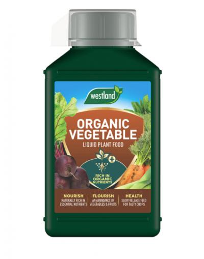 Westland Horticulture Organic Vegetable Liquid Plant Food 1L