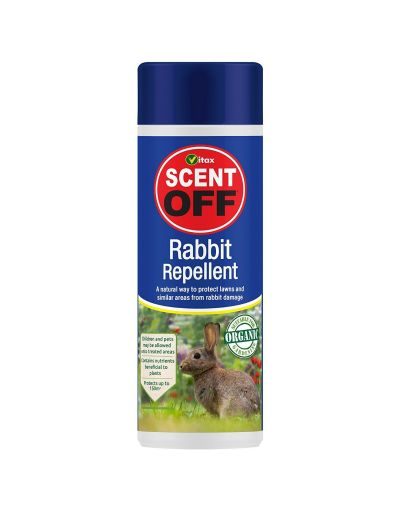 Vitax Stay Off Rabbit Repellent Granules 500G