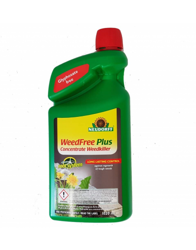 Neudorff WeedFree Plus Glyphosate Free Weedkiller RTU 750ML
