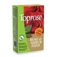 SBM Life Science Toprose Rose & Shrub Feed 1KG