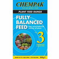 Chempak No.3 Fully Balanced Feed 750G