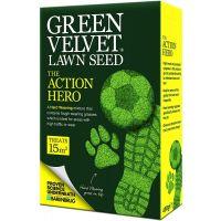 Barenbrug Green Velvet The Action Hero Lawn Seed 450G