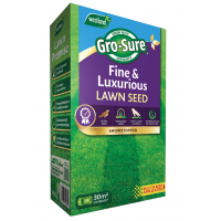 Westland Gro-Sure Fine & Luxurious Lawn Seed 30m²