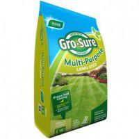 Gro-Sure Multi-Purpose Lawn Seed 120sqm