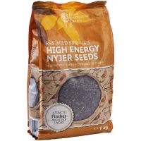 RHS Wild Bird High Energy Nyjer Seed 1KG