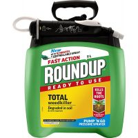 Roundup Fast Action Weedkiller Pump n Go Spray (Ready to Use) 5L