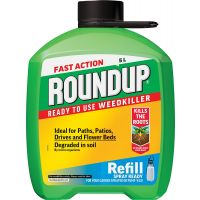 Roundup Fast Action Weedkiller Pump n Go Refill (Ready to Use) 5L