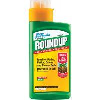 Roundup Optima+ Liquid Concentrate Weedkiller 540ML