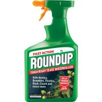 Roundup Tough Weedkiller Spray (Ready to Use) 1L