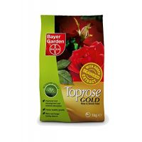 Toprose Gold Rose and Shrub Food 1KG