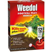 Weedol Rootkill Plus Liquid Concentrate (12 Tubes)