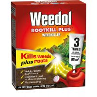 Weedol Rootkill Plus Liquid Concentrate (3 Tubes)